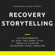 Recovery Stories Showcase