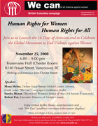 Human Rights for Women - Human Rights for All