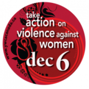 December 6: Take Action on Violence Against Women - Waterloo ON