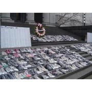 Vancouver Shoe Memorial