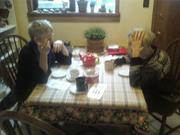 Kitchen table talks - Yazidi discussion circles