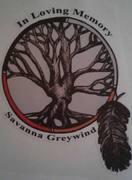 Savannah LaFontaine-Greywind Gathering for Healing