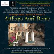 ArtExpo April Rome