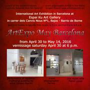 ArtExpo May Barcelona