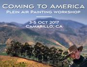 California Plein Air Painting Workshop