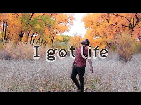 Raashan Ahmad - I Got Life (Official Video Clip)