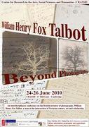 William Henry Fox Talbot: Beyond Photography : Photo Exhibition