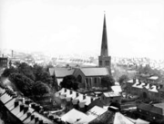 A Circle and a Centure: Panoramic views of Reading from the 1890s and today