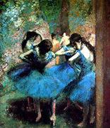 Degas Dancers: Eye and Camera