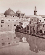 In Search of Biblical Lands: From Jerusalem to Jordan in 19th-Century Photography