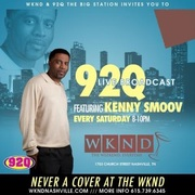 Kenny Smoov Live Broadcast at The WKND