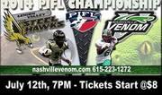 2014 PIFL CHAMPIONSHIP GAME- Venom vs Steelhawks