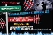 NIGHTMARE ON DEMONBREUN STREET PUB CRAWL