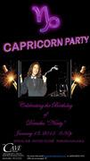 "Capricorn Party - Celebrating with Demeka ""Nicety"""