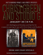 Jazz with Chris Green and Studio G