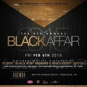 6th Annual Black Affair - Official Birthday Party for Kenny Smoov