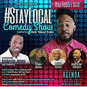 Stay Local Comedy Show