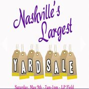 Nashville's Largest Yard Sale