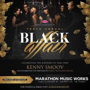 Tenth Annual Black Affair