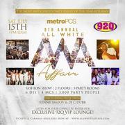 9th Annual All White Affair
