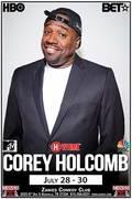 Corey Holcomb at Zanies