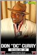 Don DC Curry at Zanies