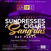 3rd Annual Sundresses, Cigars and Sangarias