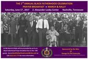 2nd Annual Black Fatherhood Celebration Weekend