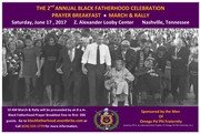 2nd Annual Black Fatherhood Celebration Weekend