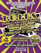 T.G.I.F.S- A Saturday Night Social