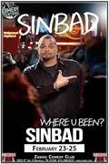 Sinbad at Zanies
