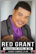 Red Grant at Zanies