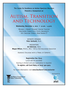 """Symposium: """"Autism, Transition and Technology"""""""