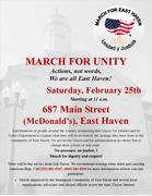 March for Unity/Marcha de Unidad
