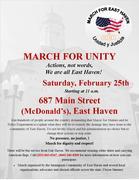March for Unity/Marcha de Unidad