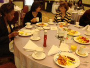 WOPN Executive Round-table Breakfast