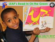 LEAP's Read-In On The Green