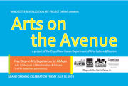Art on the Avenue Grand Opening Celebration