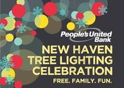 New Haven Tree Lighting Celebration