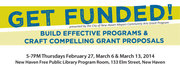 Get Funded! Grant Writing Series