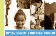 Information Session: Mayors Community Arts Grant Program