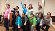 Dancing Thru Pregnancy: Total Pregnancy Fitness
