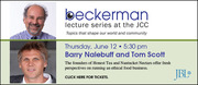 Beckerman Lecture Series: Barry Nalebuff and Tom Scott