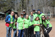 The 8th Annual Cedarcrest Camp Clean-Up Day