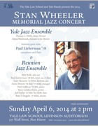 2014 Stan Wheeler Memorial Jazz Concert