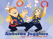 Airborne Jugglers Free at the JCC