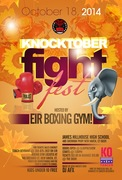 """Knocktober Fight Fest"" Hosted by EIR Boxing Club!"
