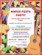 """Winter Fiesta"" Fundraiser for Abraham's Tent"