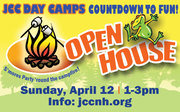 JCC Day Camps Open House