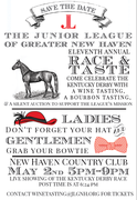 """""""Race and Taste"""" 11th Annual Wine Tasting and Silent Auction"""